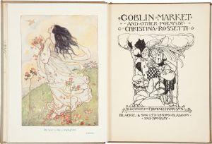 goblin market a poetic tale of